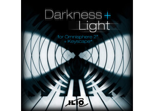 Ilio Samples Cd Darkness + Light