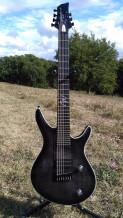 Wolf Guitars WE3-7