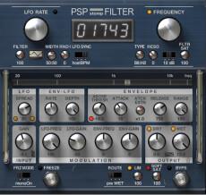 PSP Audioware PSP stompFilter