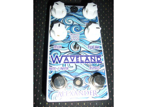 Alexander Pedals Waveland