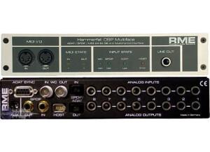 RME Audio Hammerfall DSP Multiface