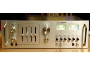 Scott A-436 Stereo Amplifier