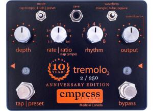 Empress Effects 10th Anniversary Edition Tremolo