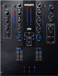 [NAMM] Console DJ Mixars UNO et des crossfaders