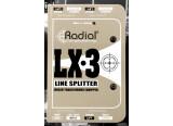 [NAMM] 2 nouveaux splitters de signaux chez Radial