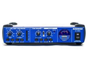 Samson Technologies C-Valve Tube Microphone Preamp