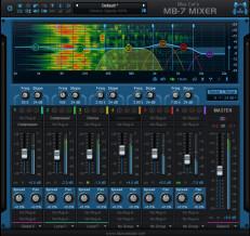 Blue Cat Audio MB-7 Mixer 3