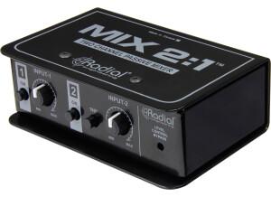 Radial Engineering MIX2:1