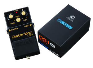 Boss DS-1-4A Distortion Pedal