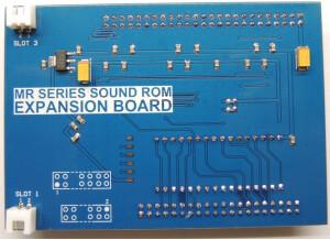 Ensoniq Sound ROM Expansion Board (World, Dance, Piano)