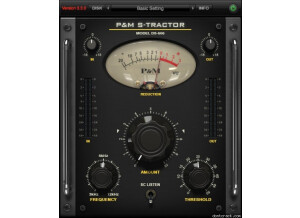 Plug & Mix S-Tractor