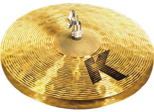 Zildjian K Custom High Definition Hihat 14