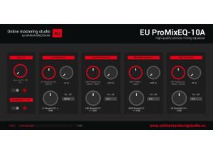 Online Mastering Studio EU ProMixEQ-10A