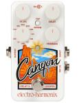 Les détails du delay Canyon d'Electro-Harmonix