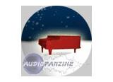 "Xmas Freeware : ""Red Grand"" toy piano"