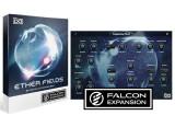 UVI lance Ether Fields pour Falcon