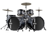 Ddrum Defiant Double Bass Drum Set Shell Kit