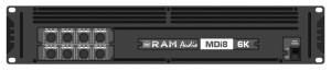 RAM Audio MDi8-6K