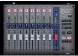 Une surface de contrôle pour les Zoom F4 et F8