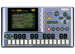 Yamaha QY22