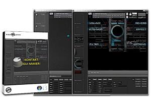 Rigid Audio Kontakt GUI Maker