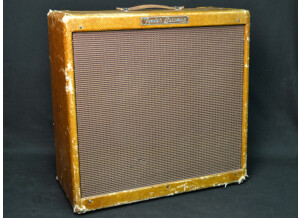 "Fender Bassman ""Narrow Panel Tweed"" [1955-1960]"