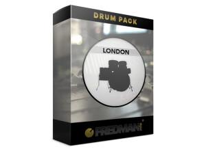 Fredman Digital London Drums