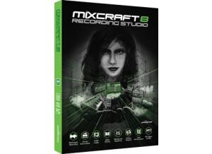 Acoustica Mixcraft 8 Recording Studio