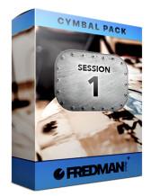 Fredman Digital Cymbal Pack Session 1