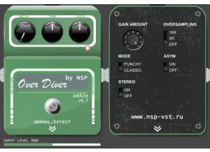NSP VST Over Diver od82o