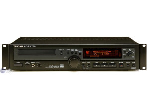 Tascam CD-RW750