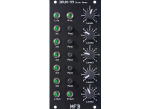 M.F.B. Drum-99 Mixer