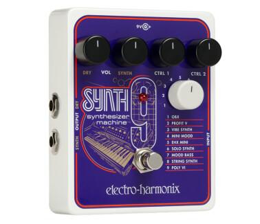 Electro-Harmonix Synth9 Synthesizer Machine