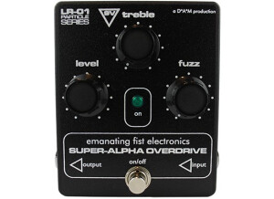 Emanating Fist Electronics LR-01 Super-Alpha Overdrive