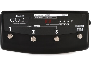 Marshall PEDL-91009 Code Programmable Footcontroller