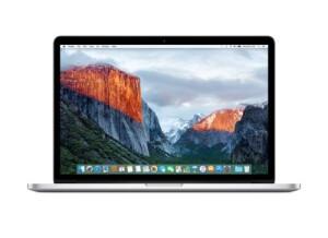 Apple MacBook Pro 15 pouces 2,8 Ghz SSD 751 Go