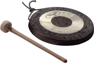 """Stagg Tam Tam Gong  8"""" with Beater"""