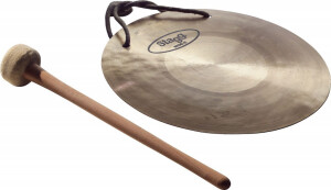 """Stagg Wind Gong 8"""" with Beater"""