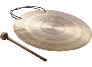"""Stagg Wind Gong 14"""" with Beater"""