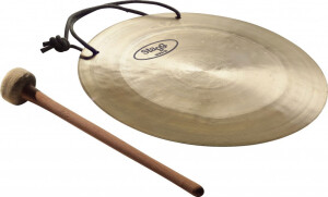 """Stagg Wind Gong 10"""" with Beater"""