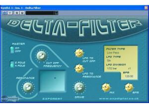 Exponent Delta Filter [Freeware]