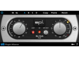 SPL Mo-Verb Plus