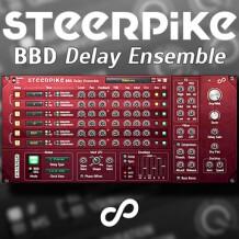 Jiggery-Pokery Steerpike BBD Delay Ensemble V2