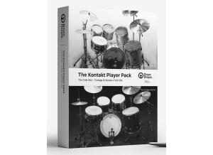 Drumdrops Folk Rock Dual Kit Kontakt Player Pack