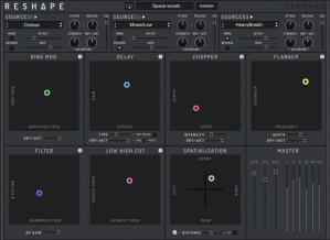 AudioGaming ReShape