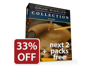 Chocolate Audio Drum Singles Collection