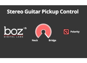 Boz Digital Labs Guitar Pickup Selector