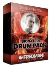 Fredman Digital Daniel Svensson Drums