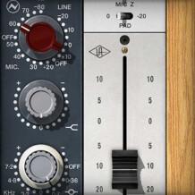 Universal Audio Neve 1073 Preamp & EQ
