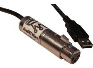 DMXking ultraDMX Micro